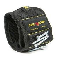 Magnogrip Magnetische Polsband - Zwart