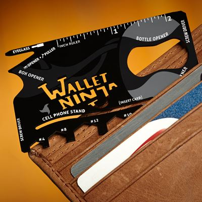 Wallet Ninja 18-1 Tool