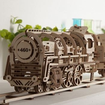 Ugears Wooden Model Kit