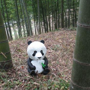 Panda Tissue Box Holder