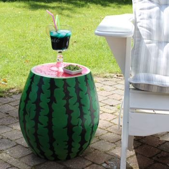 Watermelon Table / Stool