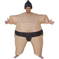 Opblaasbaar Sumo Kostuum Verkleedpak