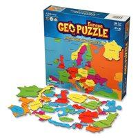 GeoPuzzle Europa 58 stukjes (ENG)