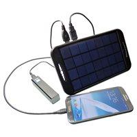 PowerPlus Camel - Solar USB Power Bank - 2 x USB 5V Output