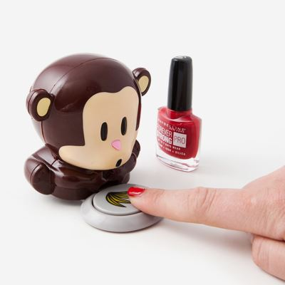 Monkey Nail Dryer