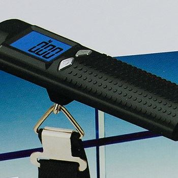 Digital Luggage Scale with Power Bank