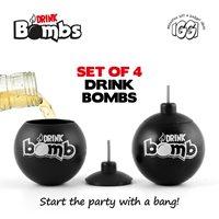 IGGI Drank Bommen - Set van 4