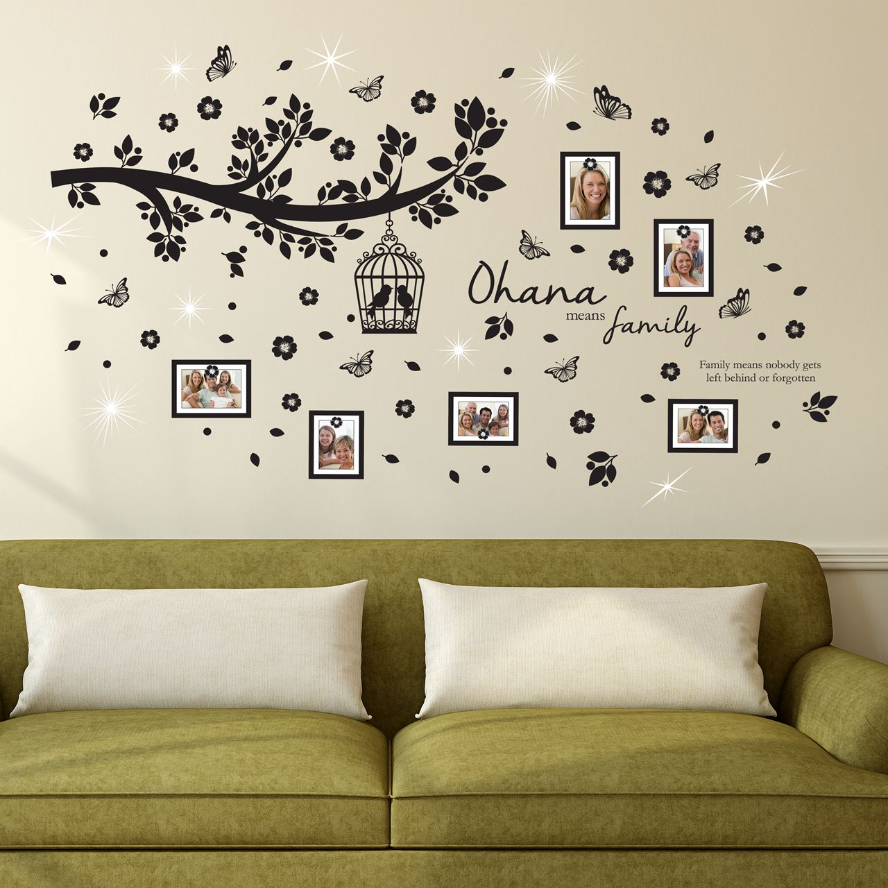 Channel distribution gifts en gadgets walplus home for Decoration murale kris