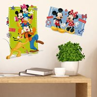 Walplus Kids Decoration Sticker - Disney Mickey Mouse & Friends