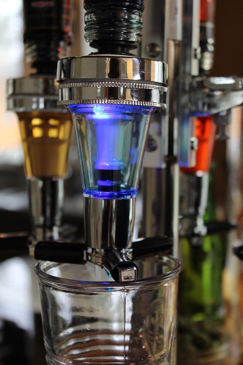 bar butler 4 shot dispenser instructions