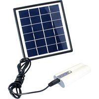 PowerPlus Dove – Solar LED Verlichting en Power Bank Systeem