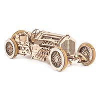 Ugears Houten Modelbouw - U-9 Grand Prix Auto