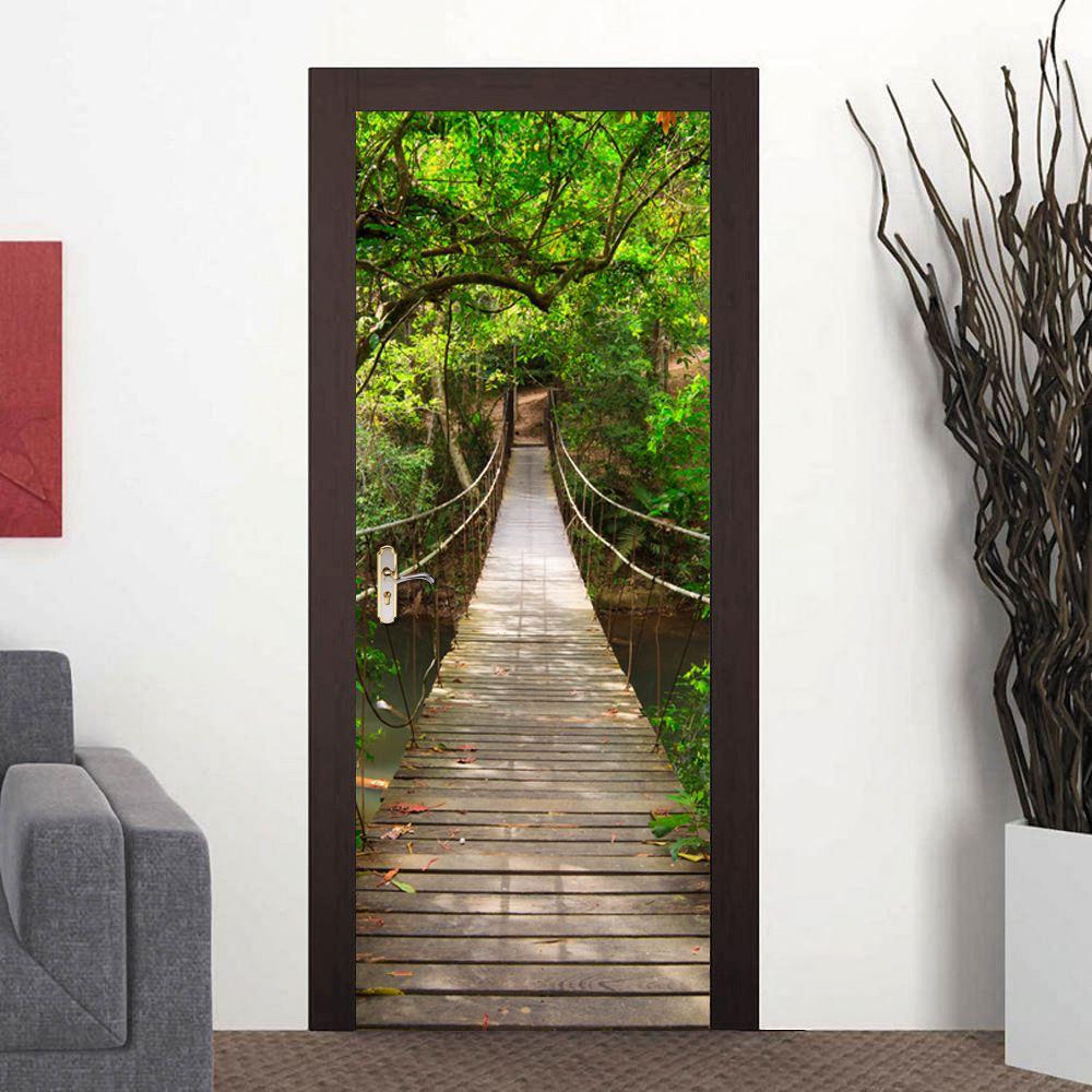 Accessoire Salle De Bain Jungle ~ channel distribution gifts en gadgets walplus door decoration