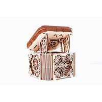 Wooden City Mystery Box - Houten Modelbouw