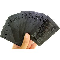 Zwarte Speelkaarten