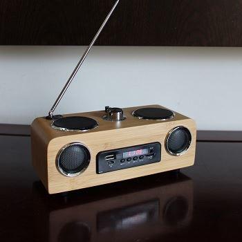 3G Portable Stereo Speaker