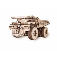 Eco-Wood-Art Belaz 75600 Truck - Houten Modelbouw